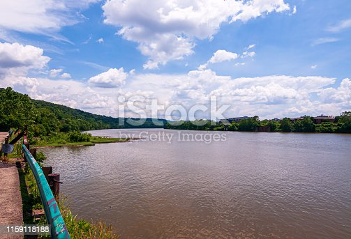 istock A muddy Monongahela River as seen from the Duck Hollow area of Pittsburgh, Pennsylvania, USA 1159118188