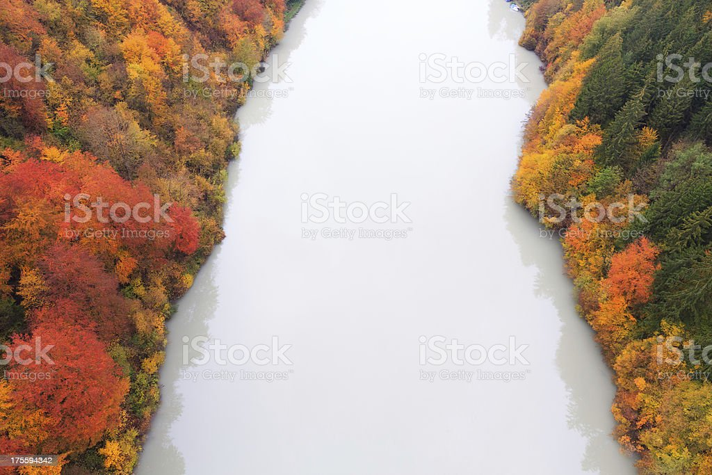Muddy River royalty-free stock photo