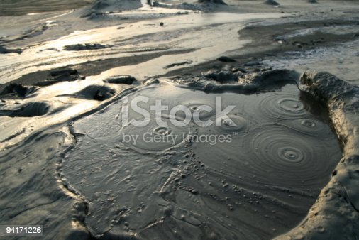 istock Muddy volcanoes 94171226