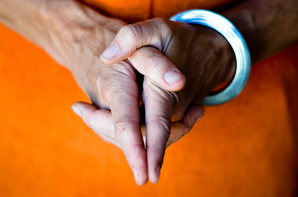 Hand Mudras Stock Photos, Pictures & Royalty-Free Images