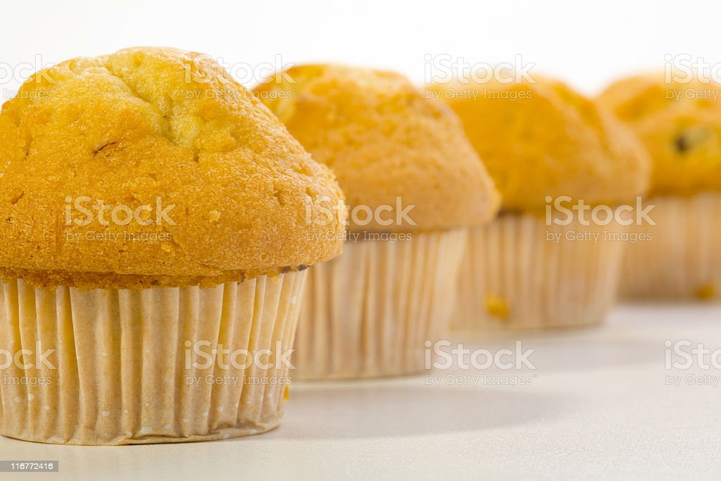 muffin cookies royalty-free stock photo