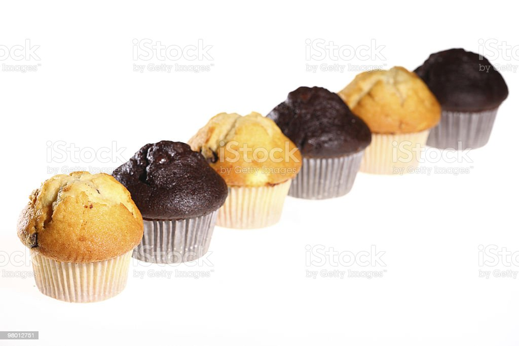 Muffin foto royalty-free