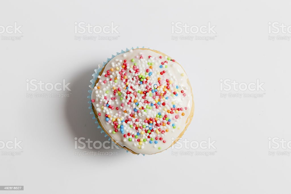 Muffins in detail as Cut stock photo