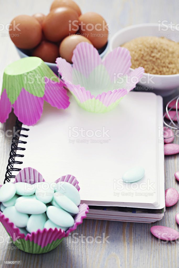 muffins time royalty-free stock photo