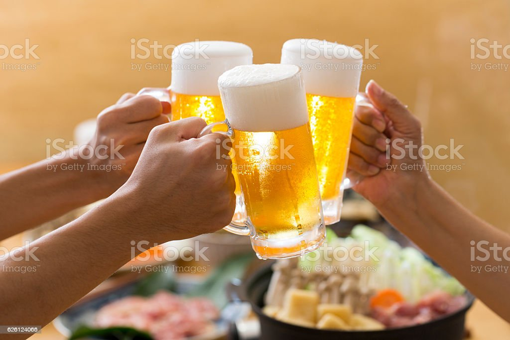 Mug beer stock photo