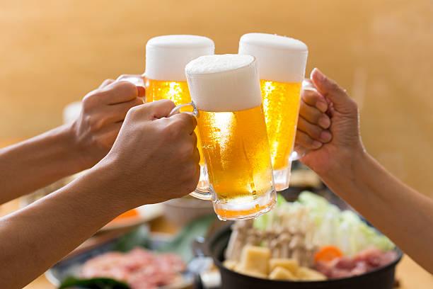 マグのビール ストックフォト