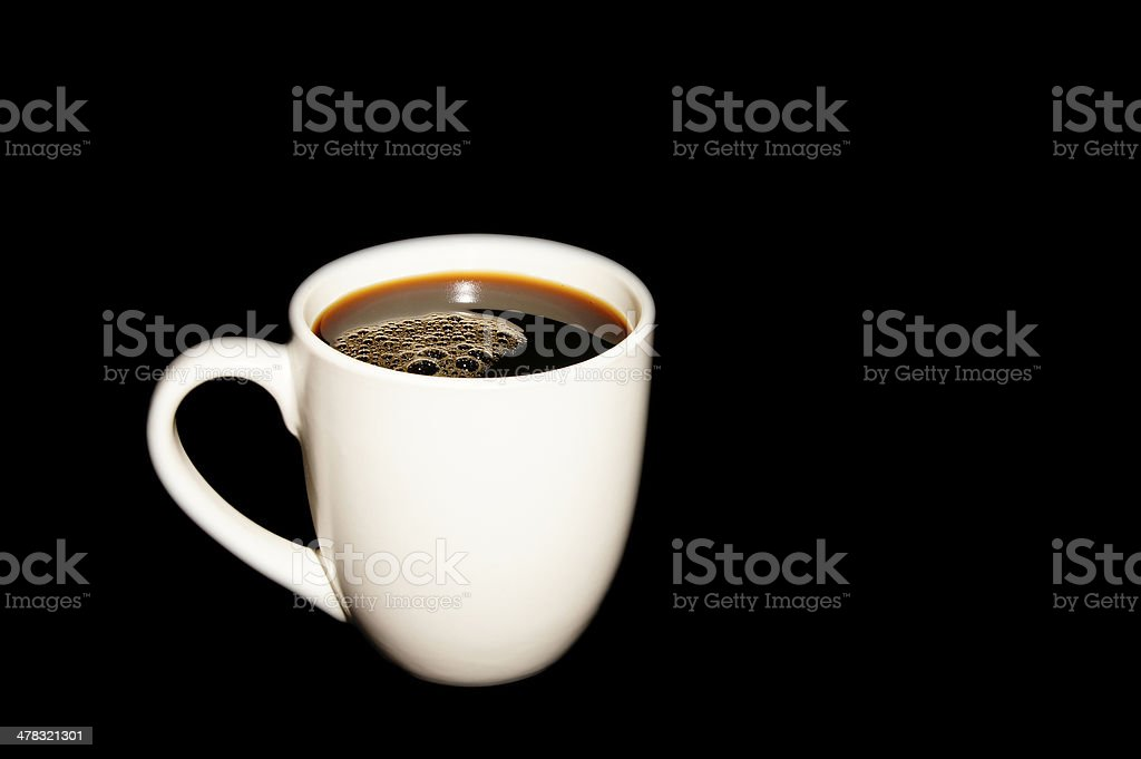 Mug of Coffee royalty-free stock photo
