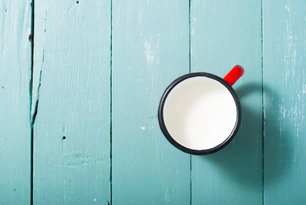 Tasse Milch – Foto