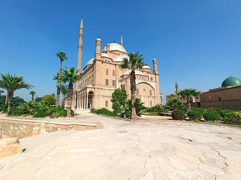 468444004 istock photo Muhammad Ali mosque - Alabaster mosque 1188907534