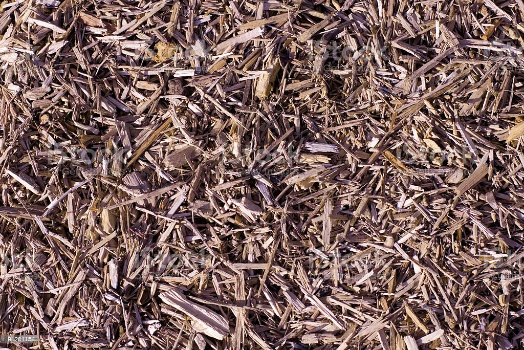 Mulch royalty-free stock photo