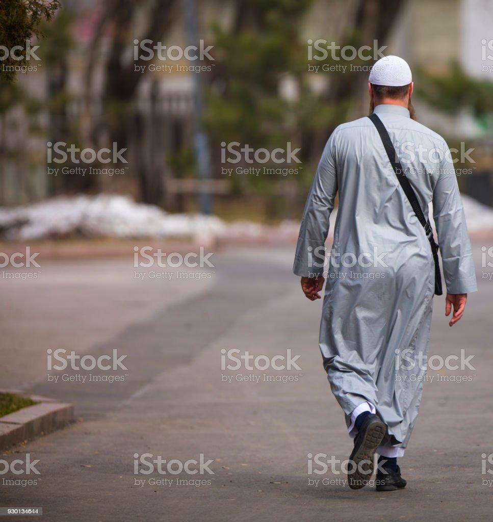 mullah, imam, islam, ramadan stock photo