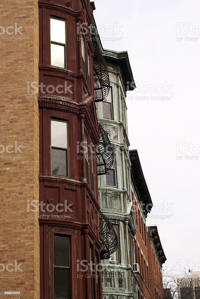 Разноцветный здания Стоковые фото Стоковая фотография