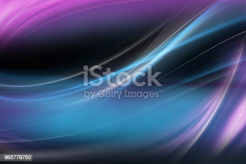 istock Multi Colored Energy Flow Blurred Motion Abstract Background 965779750