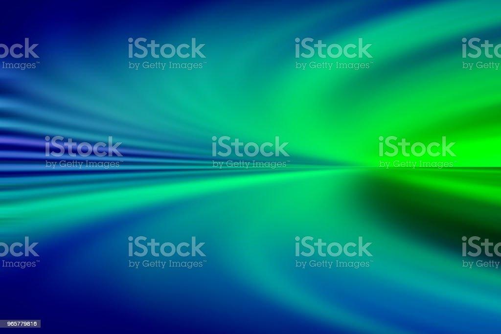 Multi gekleurde energiestroom wazig Motion abstracte achtergrond - Royalty-free Abstract Stockfoto