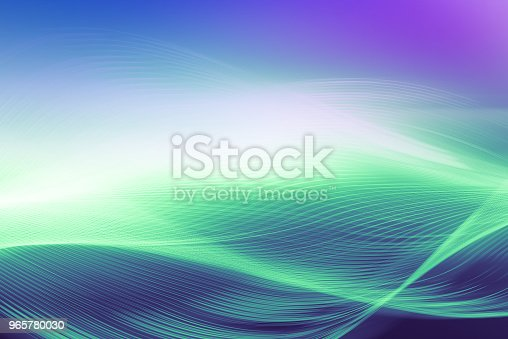istock Multi Colored Energy Flow Blurred Motion Abstract Background 965780030