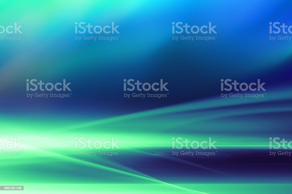 Multi Colored Energy Flow Blurred Motion Abstract Background - Royalty-free Abstract Stock Photo