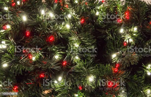 Photo of Multi Colored Illuminated Lights On Christmas Tree