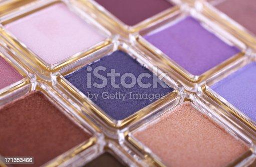 istock Multi colored  make-up 171353466