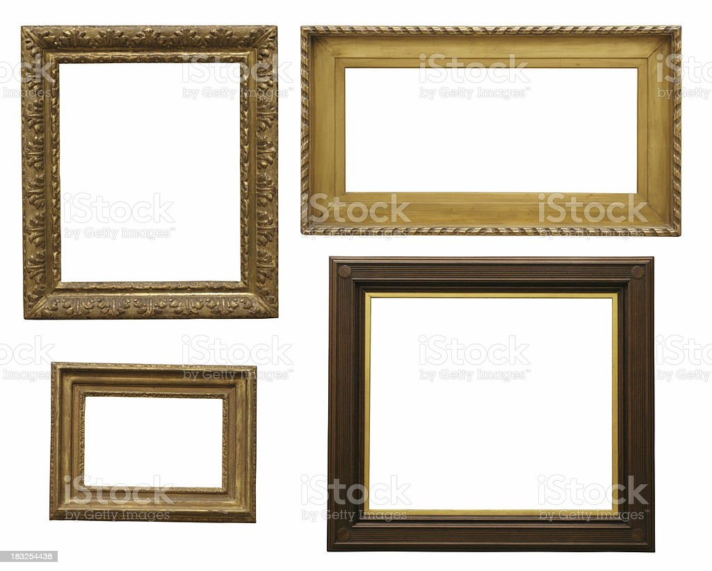 Multi Frame Image royalty-free stock photo