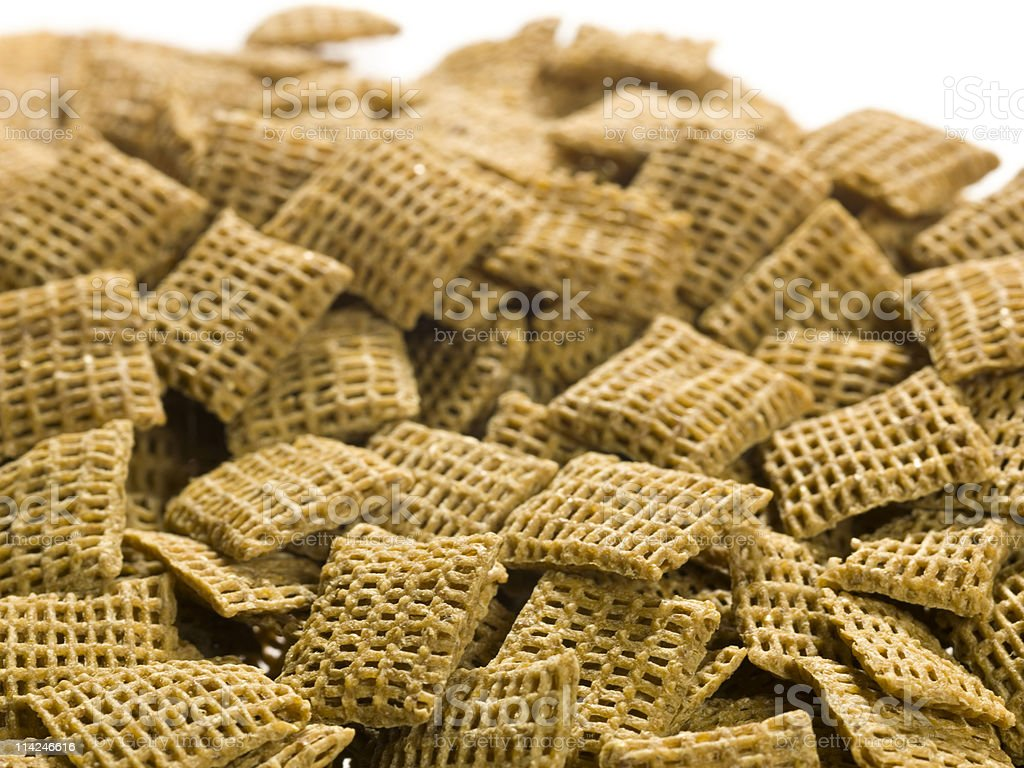 Multibran Oven toasted cereal stock photo