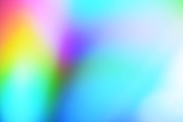 複数色の背景光の反射 - プリズム ストックフォトと画像