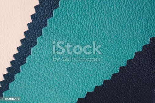 istock Multicolor leather 176866217