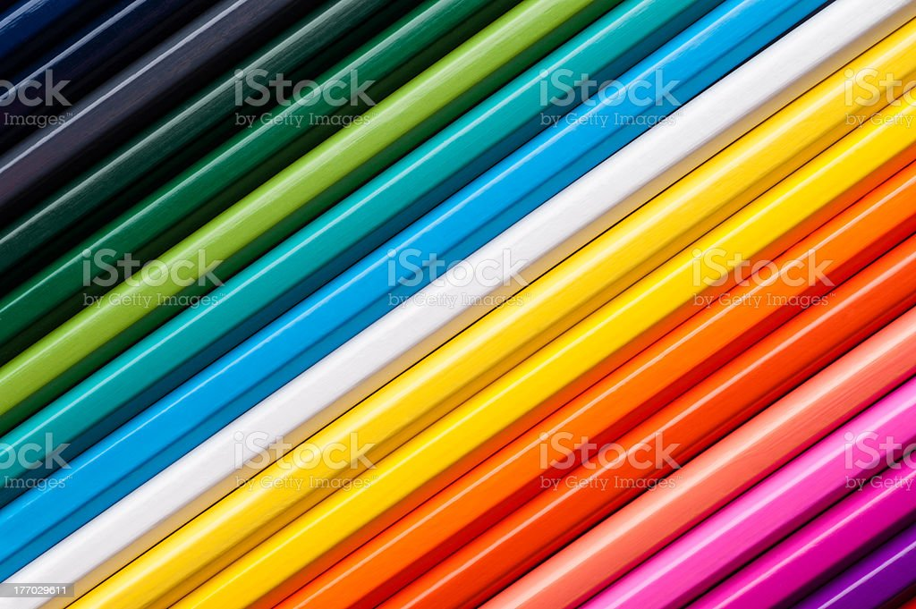 Multicolor striped background royalty-free stock photo