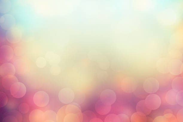multicolored background - aura stock photos and pictures