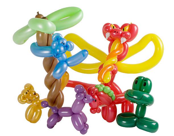 Multicolored balloon animals on white background picture id467877734?b=1&k=6&m=467877734&s=612x612&w=0&h=h1oe0vljsw4st3a2ld3vy7wyw3sdn6ujygkuvr6rhgk=