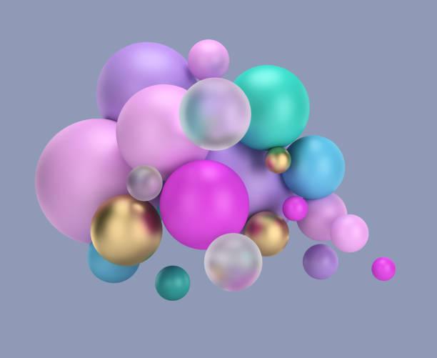 Cтоковое фото multicolored balls