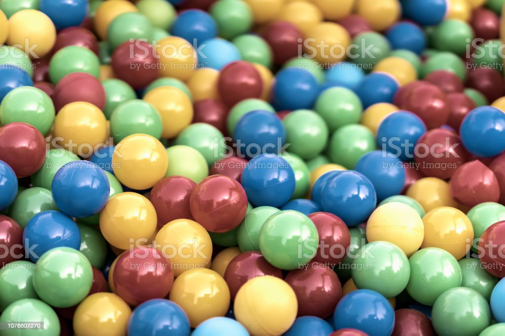 Multi-colored balls, texture and modern background for diffrent...