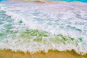 Multicolored Beach in Bermuda