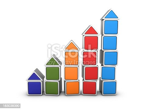 Multicolored Blocks.