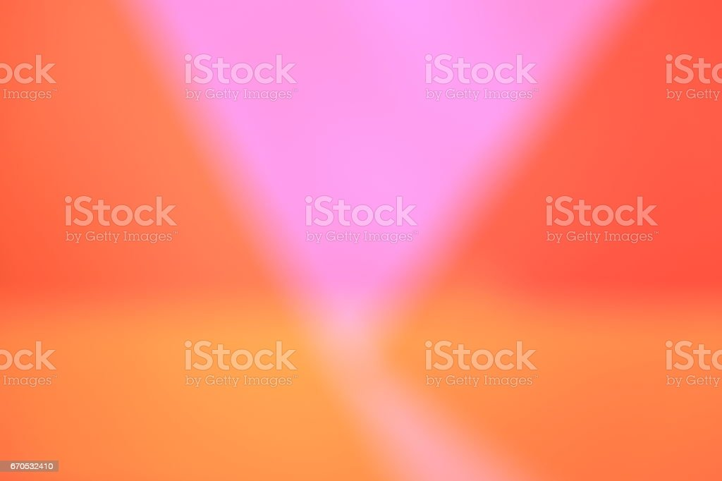 Multicolored blurred surfaces stock photo