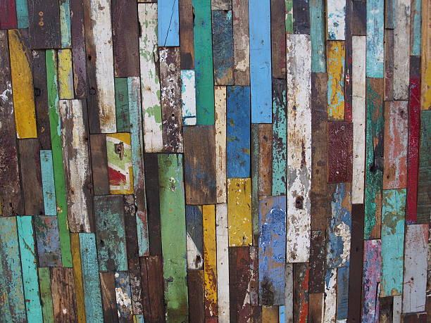 mehrfarbige -brett - jeff wood stock-fotos und bilder