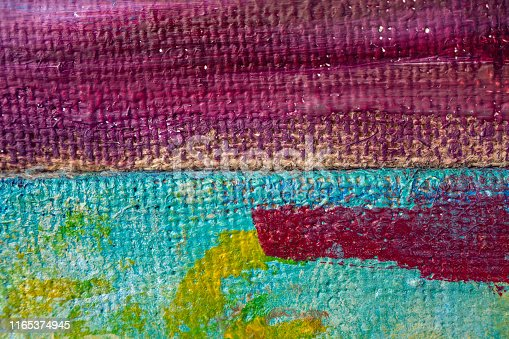 istock multicolored colors abstraction on canvas purple closeup 1165374945