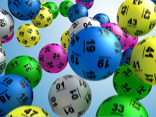лотерея с шарами в казино