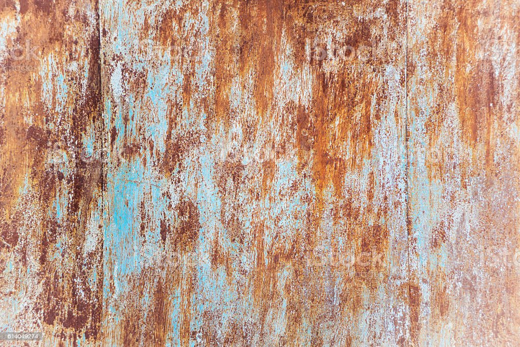 Multicolored metal background stock photo