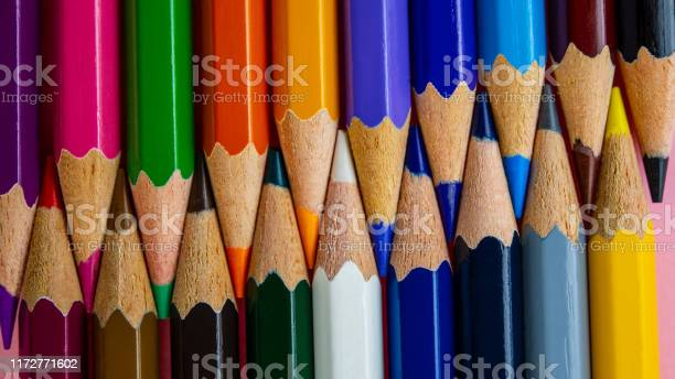 Multicolored pencils in a set lie against each other picture id1172771602?b=1&k=6&m=1172771602&s=612x612&h=5rzdacf0gbfz2px783bq6857yxxxeroa45 uhxjbena=