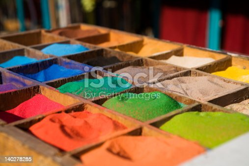 istock multicolored sand in the boxes 140278285