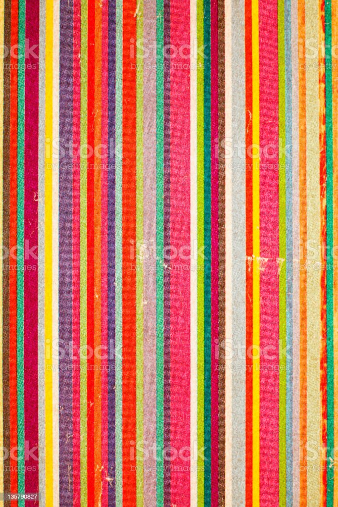 Multicolored striped wallpaper royalty-free stock photo