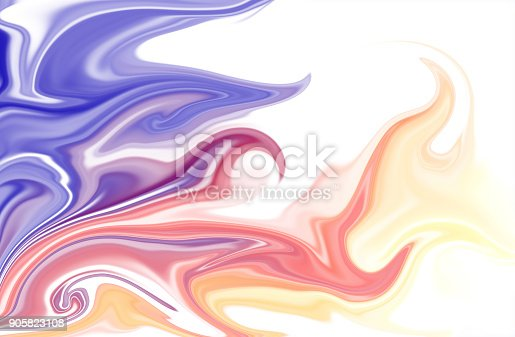 1061380420 istock photo Multicolored Swirly Abstract Background Art 905823108