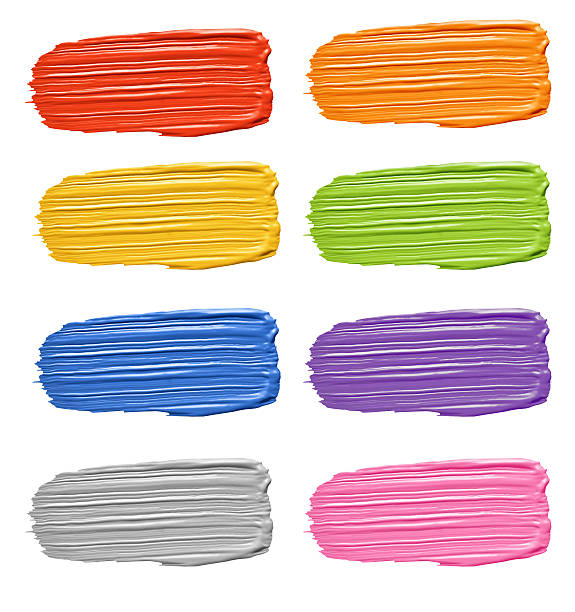 Multicolored textured paint brushstroke smears isolated on white picture id90147105?b=1&k=6&m=90147105&s=612x612&w=0&h=kdhuuvdw2jctwttdpt3ks5enqxun1jlglm7jkhln6n4=