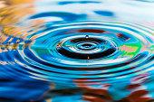 istock multicolored water drops 545655224