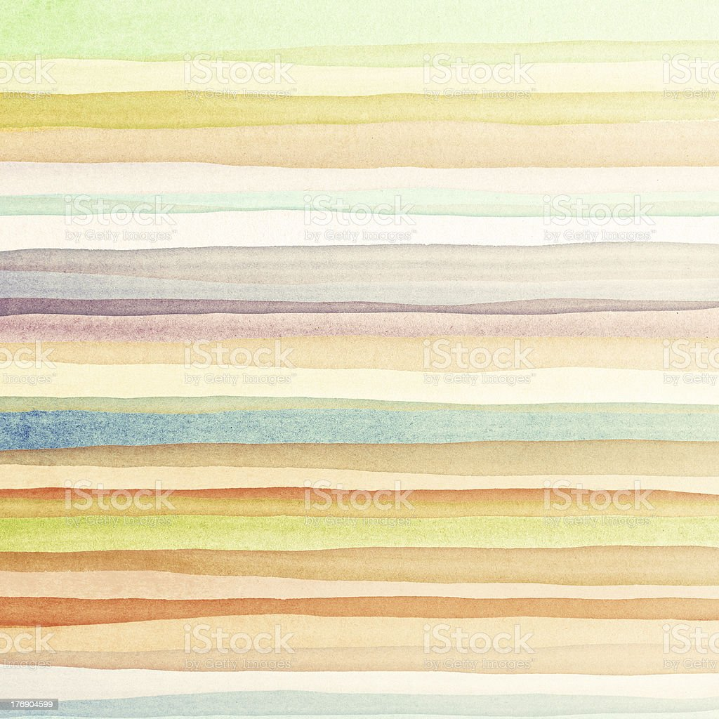 A multicolored watercolor background stock photo