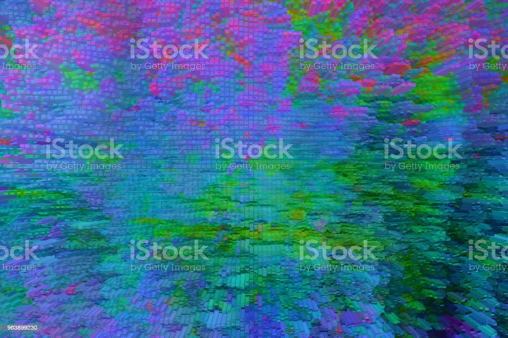 Multi-coloured abstract background - Royalty-free Abstract Stock Photo