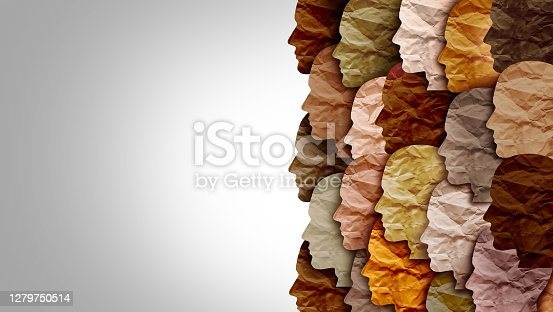 istock Multicultural Diverse Society 1279750514