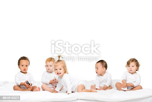 istock multicultural toddlers with smartphones 884816322