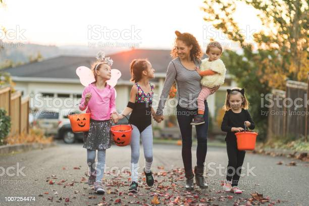 Multiethnic group of kids trick or treating picture id1007254474?b=1&k=6&m=1007254474&s=612x612&h=h5cn4domp9wzsa0 numlhz5cyqfz8tfnwmldi6imfyu=