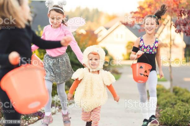 Multiethnic group of kids trick or treating picture id977251516?b=1&k=6&m=977251516&s=612x612&h=jb1rzesvurtp94yem1d g68ejtybqm8zt3neaqbqxjs=